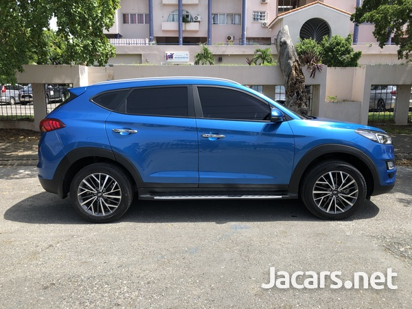 Hyundai Tucson 2,0L 2020-7