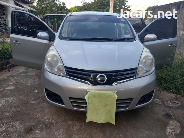 Nissan Note 1,4L 2013-1