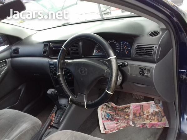 Toyota Corolla 1,6L 2005-4