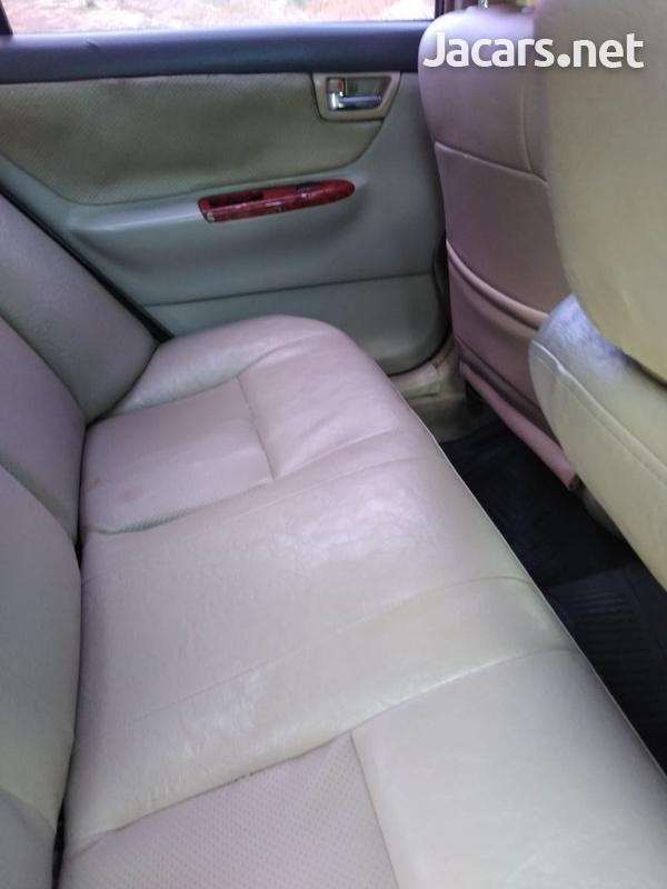 Toyota Corolla Altis 1,5L 2004-5