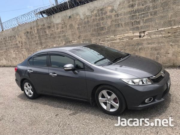Honda Civic 2,0L 2013-7