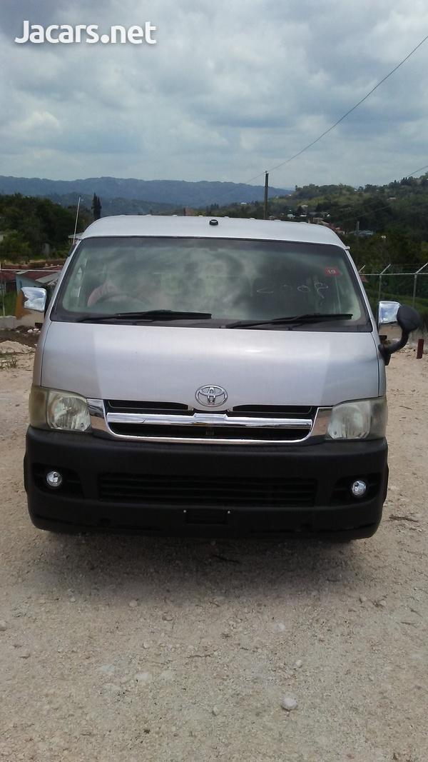 2008 Toyota Hiace Mini-Bus-3