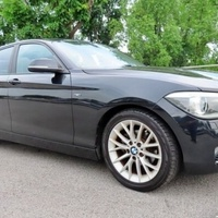 BMW 1-Series 1,6L 2012