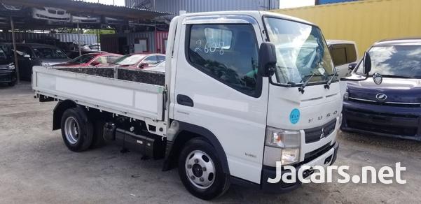 2013 Mitsubishi Canter Truck-1