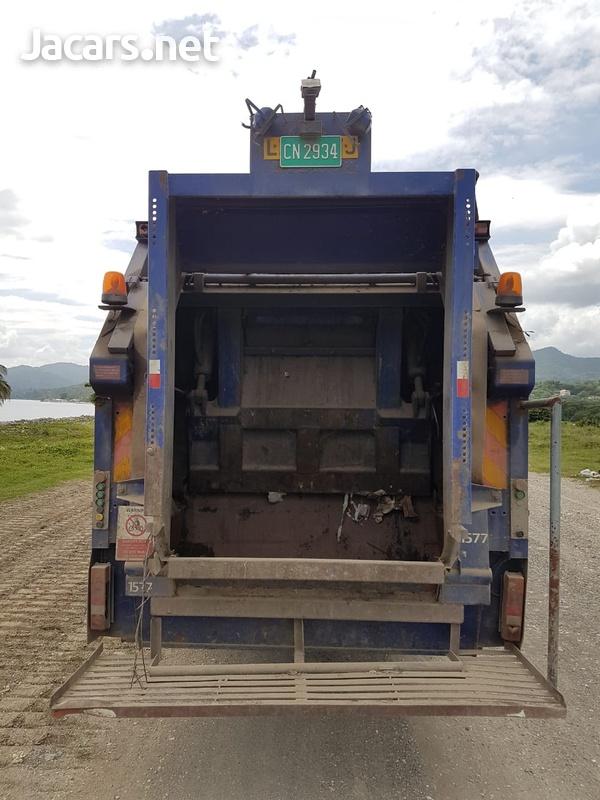 2008 Daf Cf75 Garbage Truck-7