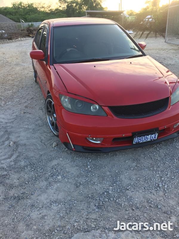 Honda Civic 1,8L 2004-4