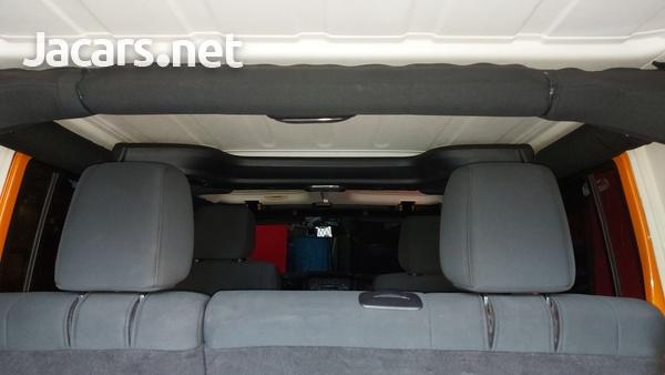 Jeep Wrangler Sport Unlimited 3,6L 2012-11