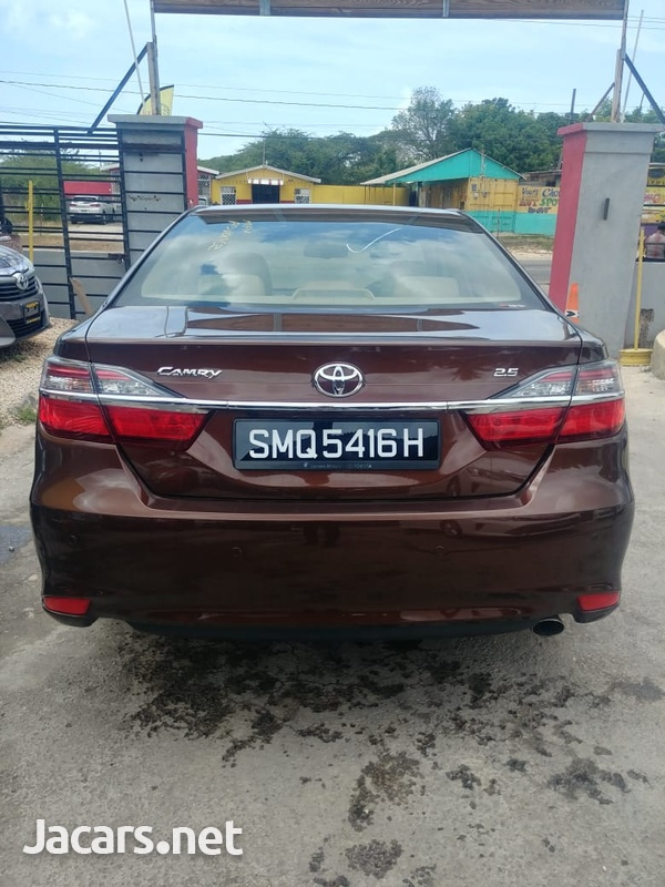 Toyota Camry 2,5L 2015-10