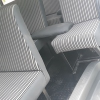 HAVE YOUR BUS FULLY SEATED OUT WITH FOUR ROWS OF SEATS.CONTACT 8762921460