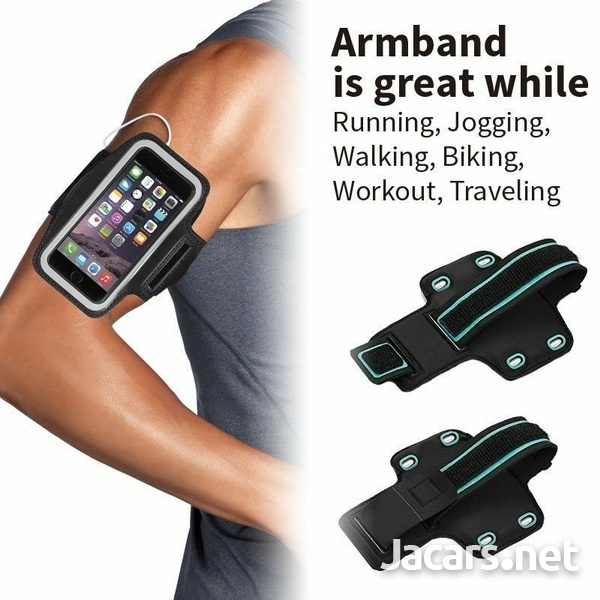 SPORT CELL PHONE ARMBAND CASE-1