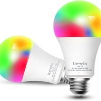 Smart Light Bulb, WiFi LED Light Bulb, Compatible with Alexa and Googl