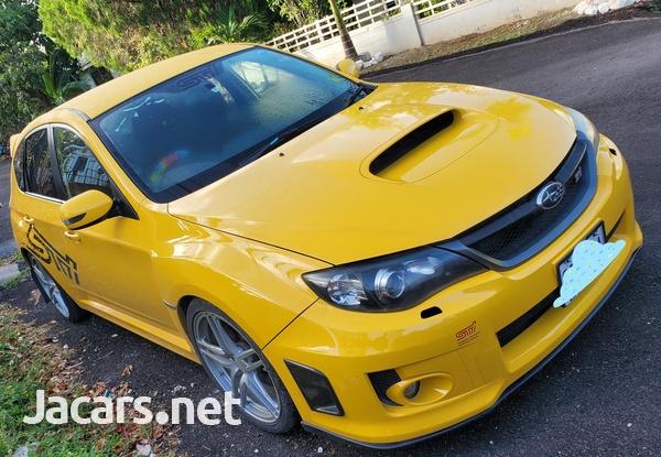 Subaru WRX STI 2,5L 2010-5