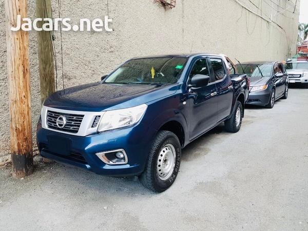 Nissan Frontier 2,4L 2019-3
