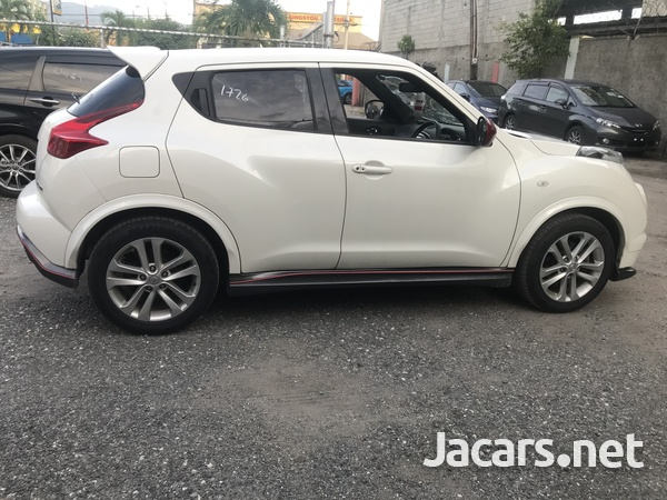 Nissan Juke 1,6L 2013-5