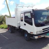 2002 Isuzu Forward Truck