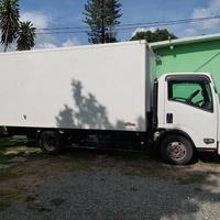 2009 Isuzu Elf Freezer Truck