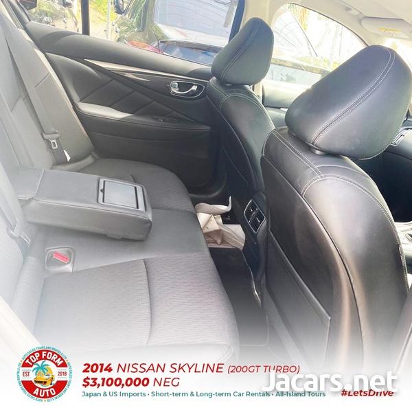 Nissan Skyline 2,0L 2014-8