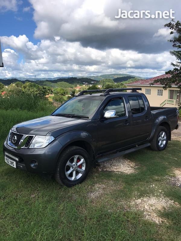 Nissan Navara 2,5L 2012-7