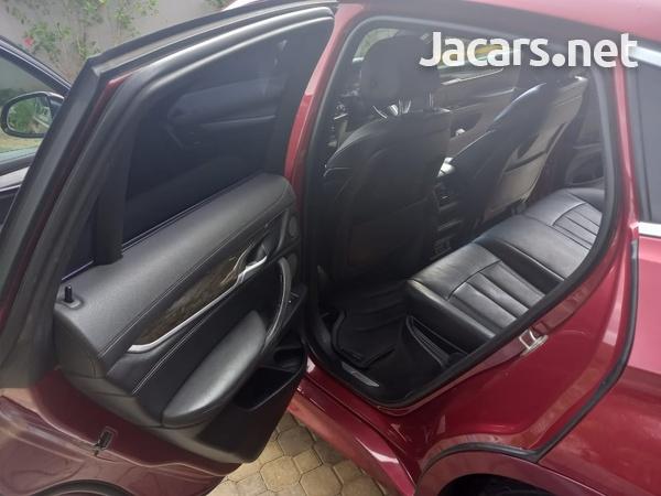 BMW X6 3,5L 2015-12