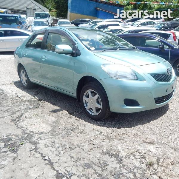 Toyota Belta 1,3L 2012-2