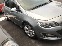 Vauxhall Astra 2,0L 2014