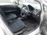 Nissan Note 1,6L 2014