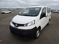 Vehicles Vans 1,5L 2014