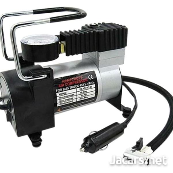 Heavy Duty Metal Electric Car Air Compressor Pump-2