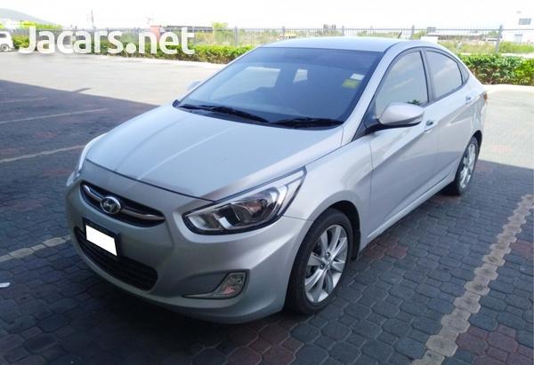 Hyundai Accent 1,4L 2016-2