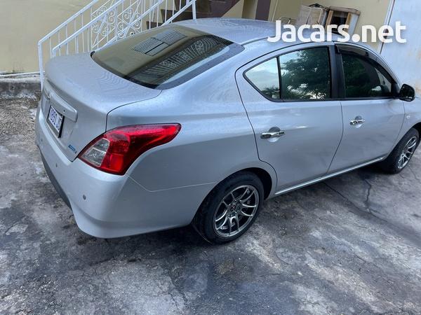 Nissan Latio 1,2L 2015-3