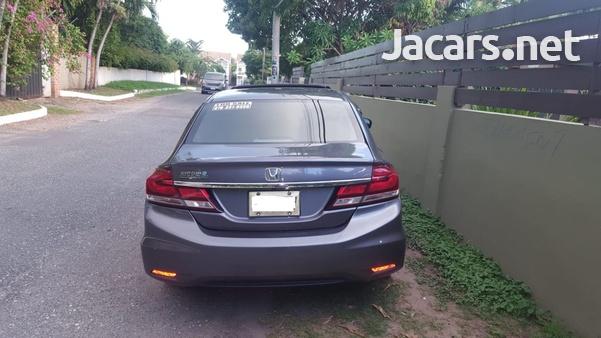 Honda Civic 1,8L 2014-2