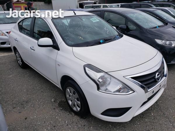 Nissan Latio 1,3L 2017-2