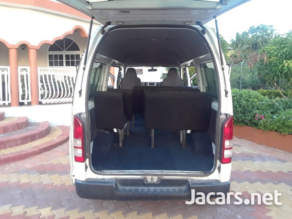 2012 Reguiace 15 seater in Execellent condition-4