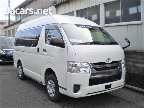 Toyota Hiace Bus 3,0L 2015-1