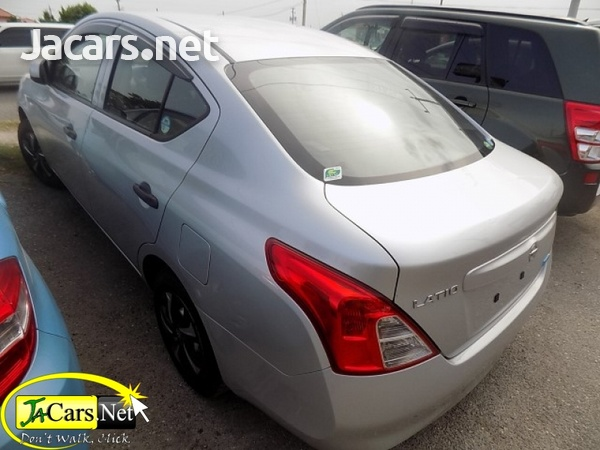 Nissan Latio 1,1L 2014-5