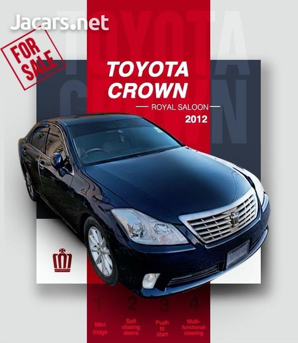 Toyota Crown 3,0L 2012-1