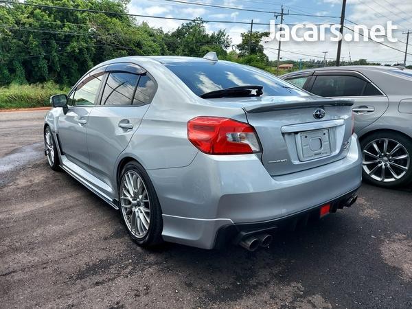 Subaru WRX 2,0L 2016-3