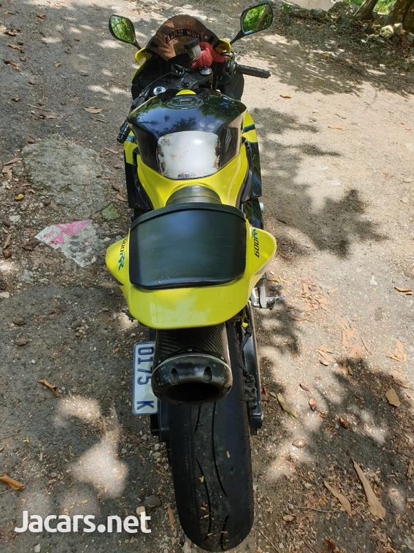 2009 Honda CBR 600rr-1