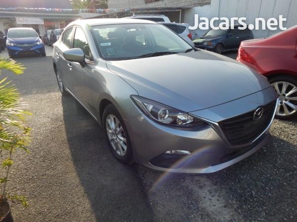 Mazda 3 1,5L 2016-1