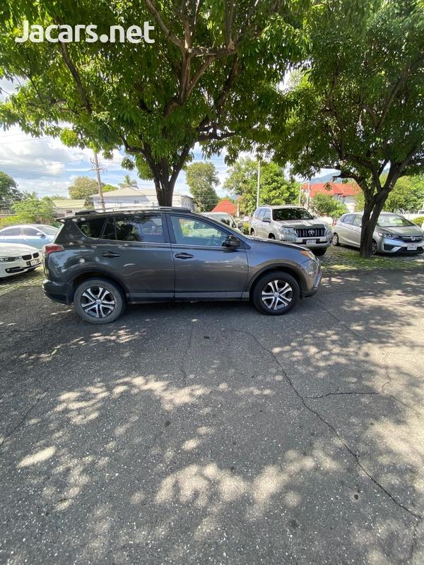 Toyota RAV4 2,5L 2017-2