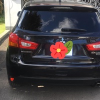 Mitsubishi Outlander 2,4L 2014