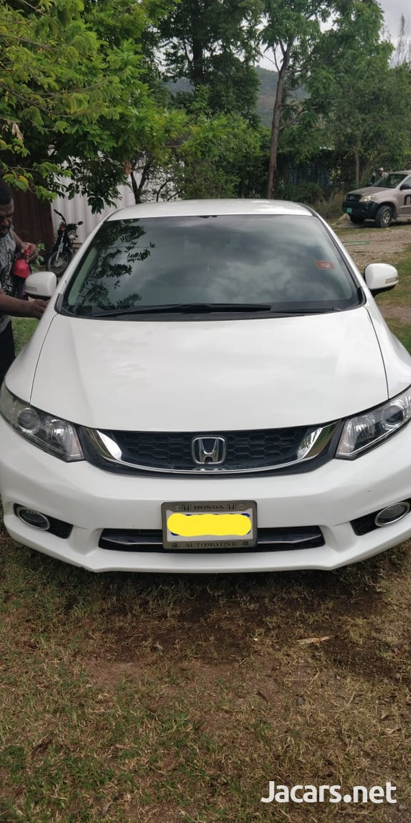 Honda Civic 0,5L 2014-6