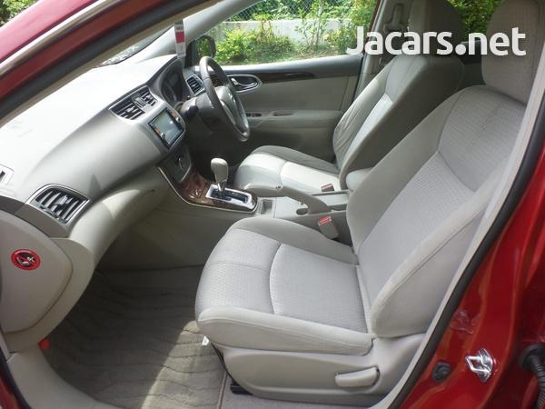 Nissan Sylphy 1,8L 2015-4