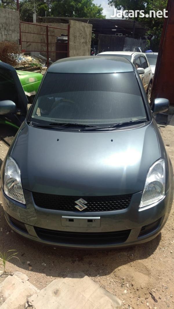 Suzuki Swift 1,5L 2008-4