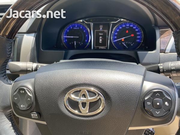 Toyota Camry 2,5L 2015-12