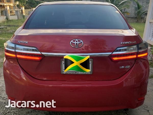Toyota Corolla 1,6L 2019-2