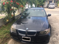 BMW 3-Series 2,8L 2008