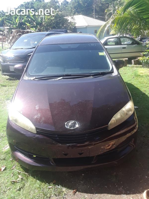Toyota Wish 1,8L 2010-1