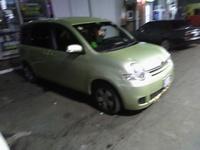 Toyota Sienta 1,4L 2010