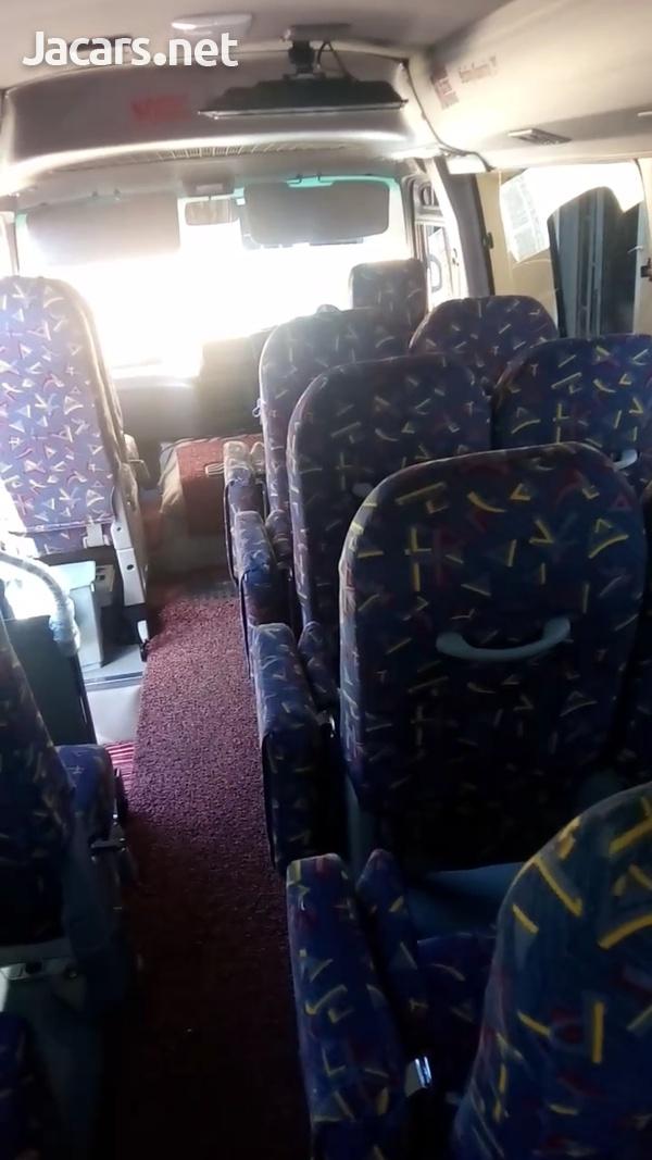 2016 Toyota Coaster Bus-7